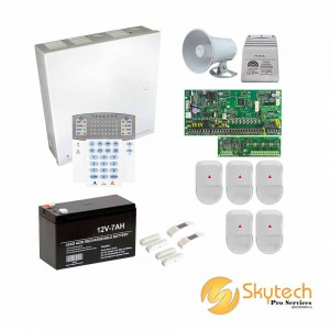 Paradox 16-zone Alarm Package (Spectra SP7000)