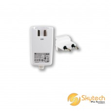 Paradox 6Vdc Power Adapter Plug (UK type outlet)