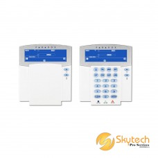 Paradox 32-Zone Wireless Fixed LCD Keypad (K37)