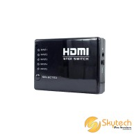 5-way HDMI Switcher (HDMI5SW)
