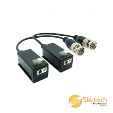 DAHUA 1ch Passive Video Balun for HD-CVI/AHD/TVI/CVBS 720P/1080P/4MP (PFM800-4MP)