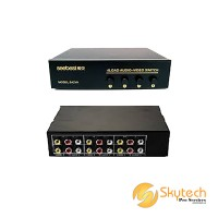 SEEBEST Video+Audio Switcher (SB-S42VA)