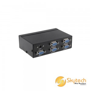 RTS 4-port VGA Splitter/Distributor (VGA-2504A)
