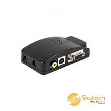 DAHUA AV (Composite & S-Video) to VGA Converter (VGA004)