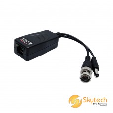 1ch Passive Transceiver (Balun); Video & Power - TRANSMITTER ONLY (VPS1001T)