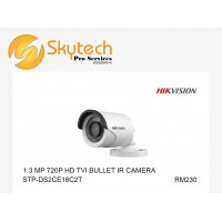 HIK-VISION 1.3MP 720P HD-TVI BULLET IR CAMERA