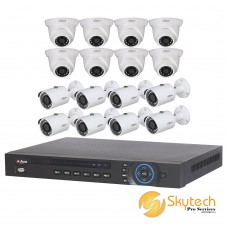 DAHUA 16 CHANNEL IP MEGAPIXER PACKAGE