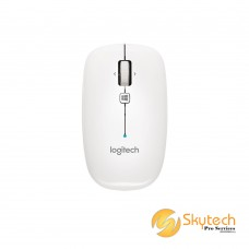 Logitech Bluetooth Mouse M557 - Pearl White - AP (910-003961)