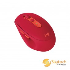 LOGI M590 MULTI-DEVICE SILENT - Ruby