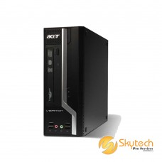 REFURBISHED ACER VERITON X6610G SFF CPU OFFICE SET