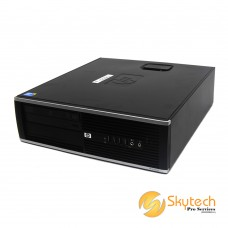 REFURBISHED HP ELITE 8100 SFF CPU OFFICE SET