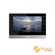 "DAHUA IP Indoor Monitor - 7"" TFT Resistive Touch Screen (VTH1510CH)"