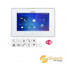 "DAHUA Wi-Fi Indoor Monitor - 7"" TFT Capacitive Touch Screen (VTH5221DW)"