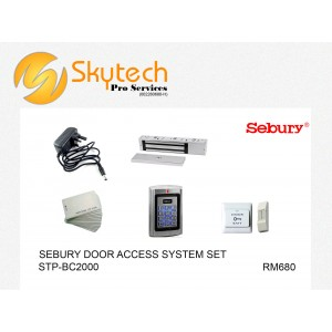 DOOR ACCESS SYSTEM | MAGNETIC DOOR | SEBURY BC2000