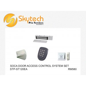 DOOR ACCESS SYSTEM | MAGNETIC DOOR | SOCA ST120EA