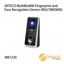 ZKTECO FINGERPRINT and FACE RECOGNITION DEVICE (MULTIBIO800)
