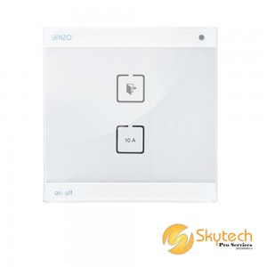 SENZO SMART HOME TOUCH 1 MOMENTARY + 1 ON/OFF FOR SLIDING GATE (TG03G2SD)