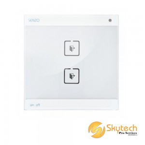 SENZO SMART HOME TOUCH WITH 2 MOMENTARY FOR SWING GATE (TG03G2M0)