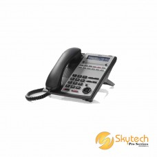 NEC 12key Hybrid Multiline Terminal Display Keyphone with Speakerphone (12TXH-A-TEL(B))