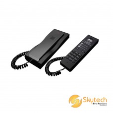 AEI Wall-Mount Corded Phone (suitable for Hotel/Apartment)(AAX-4100)