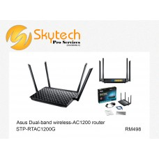 Asus Dual-band wireless-AC1200 router