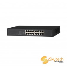 DAHUA Desktop Gigabit Access Switches (PFS3016-16GT)