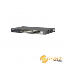 DAHUA 8GE Combo + 16GE SFP port L2+ Managed Aggregation Fiber Switch (PFS5924-24X)