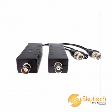 DAHUA SINGLE CHANNEL POWER VIDEO OVER COAX TRANSCEIVER (PVT-PFM810)