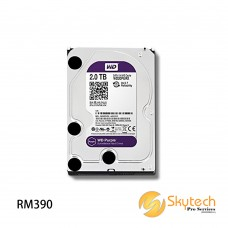2TB WESTERN DIGITAL SURVEILLANCE HARD DISK