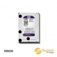4TB WESTERN DIGITAL SURVEILLANCE HARD DISK