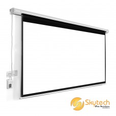 Motorised Screen comes with Wireless Remote Control (AB120x120M)